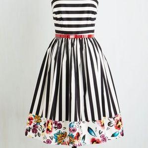 Modcloth Miss Mix It dress